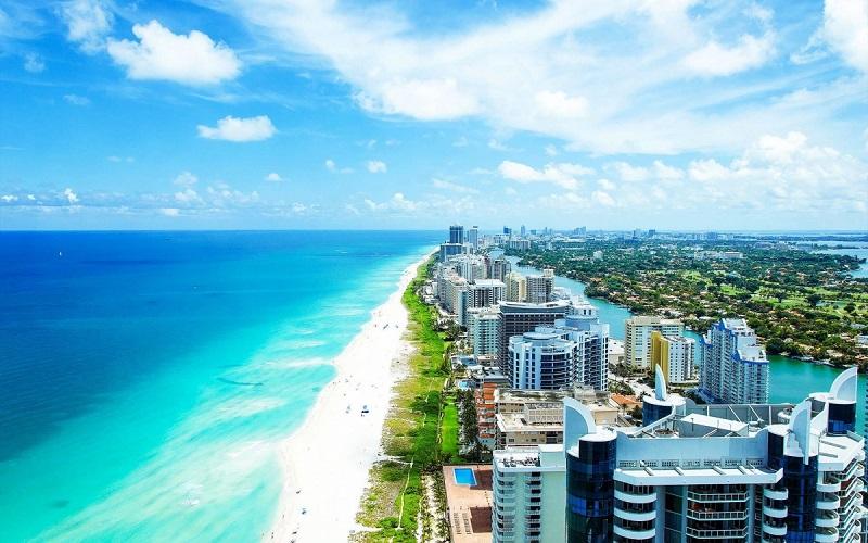 Melhores regiões em Miami: Miami Beach