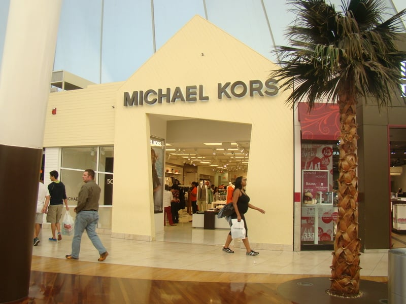 Lugares para encontrar uma loja Michael Kors em Miami