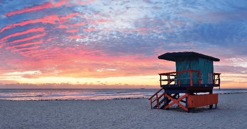 Roteiros para uma viagema belíssima Miami