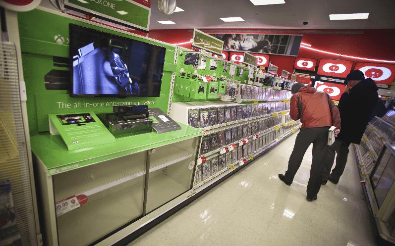Lojas Target e sua sessão de eletrônicos em Miami