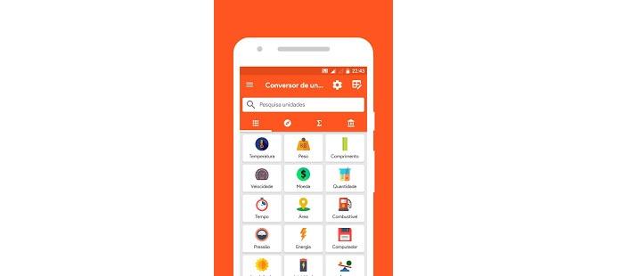 App Conversão de Medidas em Miami
