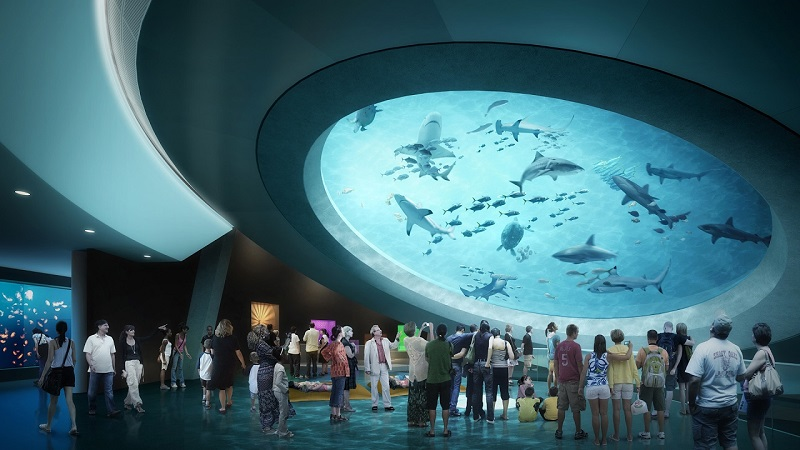 Miami Science Museum and Planetarium em Miami