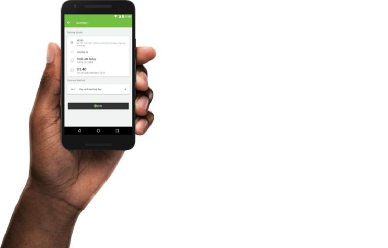 App Pay By Phone em Miami