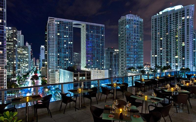 Bar Area 31 em Miami