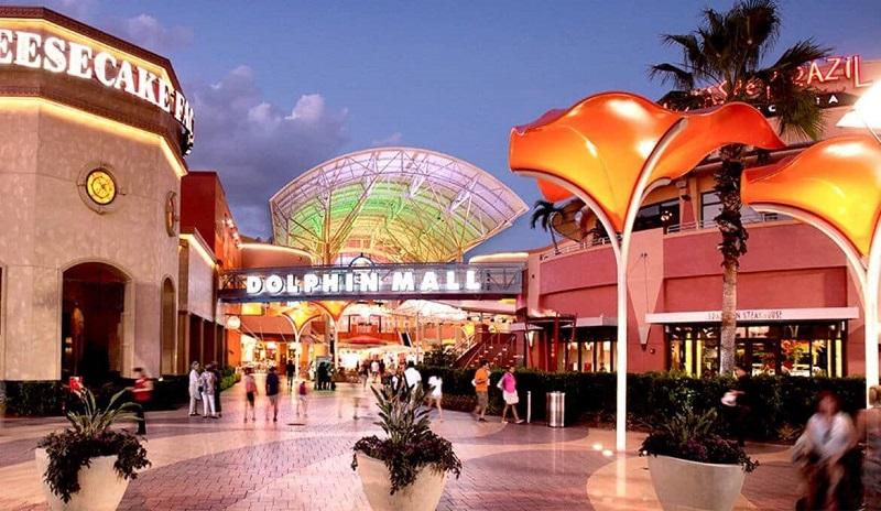 Roteiro de 5 dias em Miami: Shopping Dolphin Mall