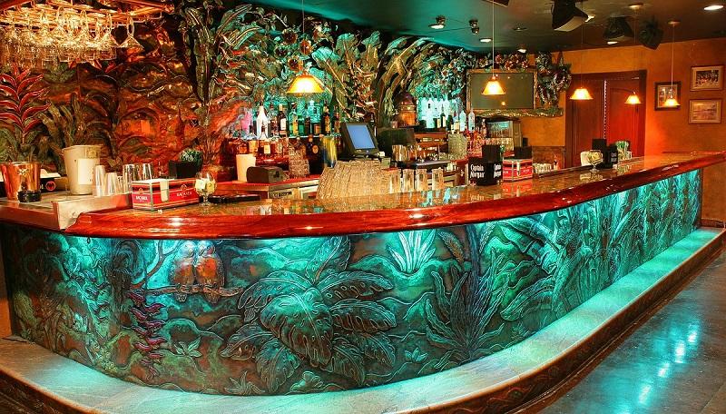 Bar Mango's Tropical Cafe em Miami