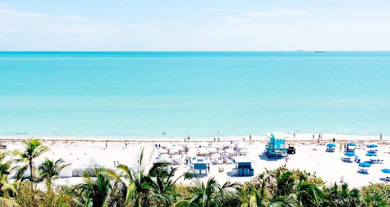 Roteiro de 5 dias em Miami: Praia Miami Beach