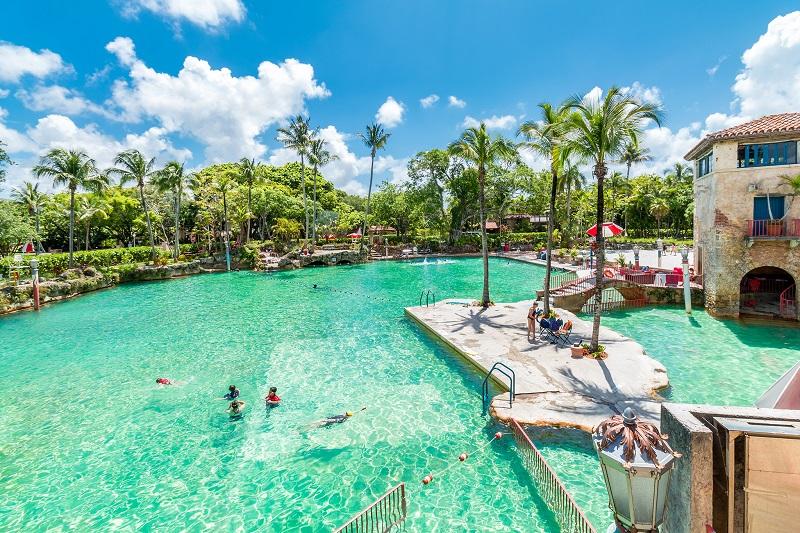 Roteiro de 5 dias em Miami: Venetian Pool