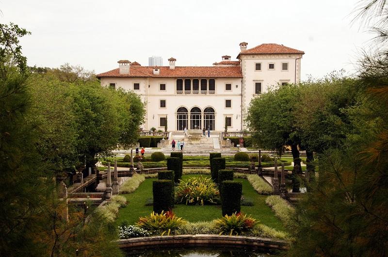 Roteiro de 5 dias em Miami: Villa Vizcaya