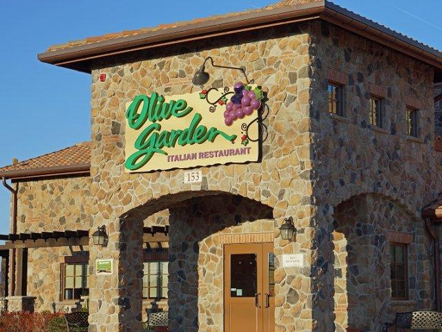 Restaurante italiano Olive Garden em Miami
