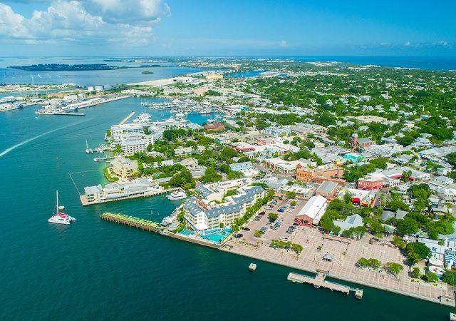 Meses de alta e baixa temporada em Key West